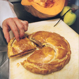Pumpkin Pie, French Style!
