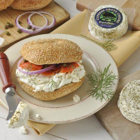 PsycheDillic Bagel Sandwich
