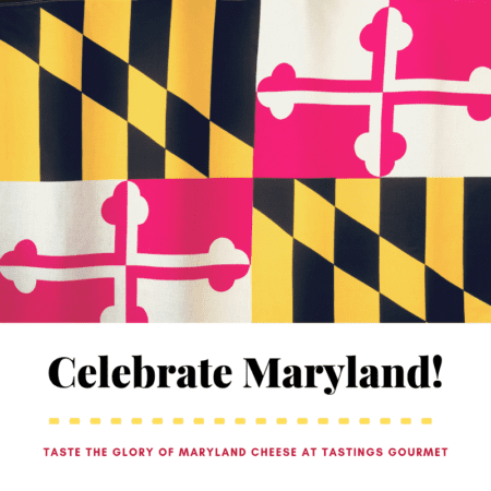 Celebrate Maryland Cheeses