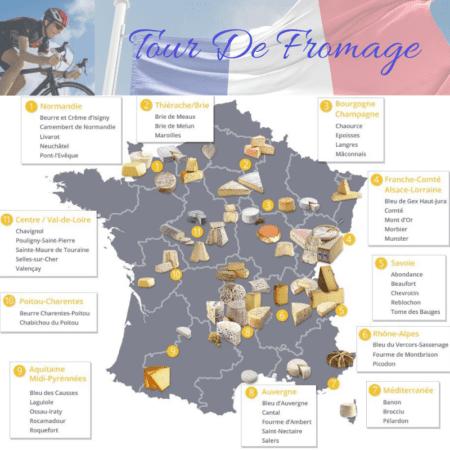Tour de Fromage