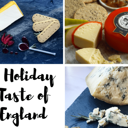 A Holiday Taste of England