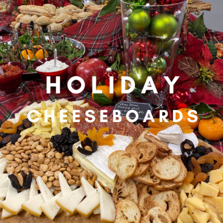 Holiday Cheeseboards