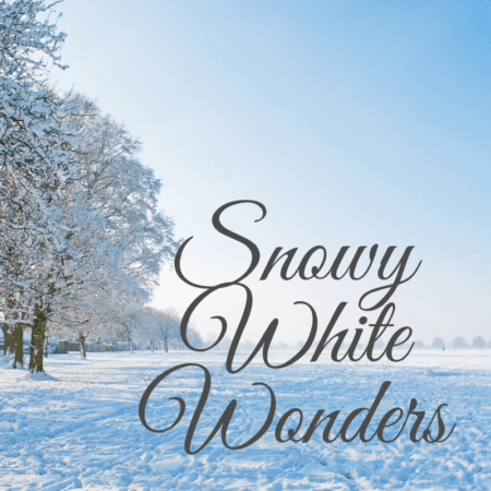 Snowy White Wonders