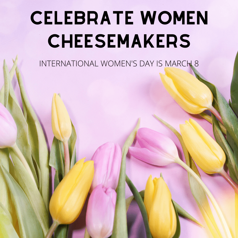 celebrate women cheesemakers - tastings gourmet market