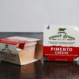Sweet Grass Dairy Pimento Cheese Spread