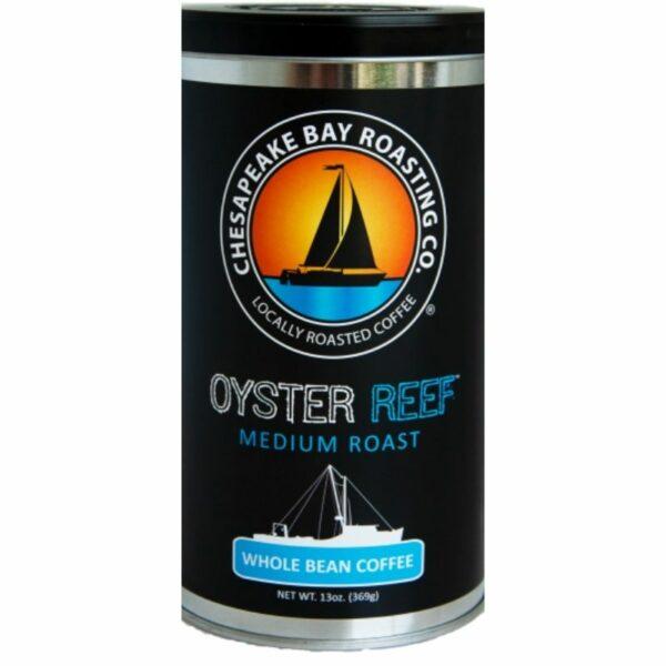 Chesapeake Bay Roasting Co Oyster Reef Whole Bean Coffee