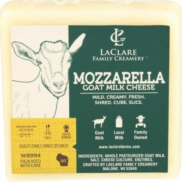 Laclare Goat Mozzarella