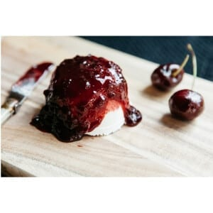 Mackenzie Sour Cherry Bourbon Chevre