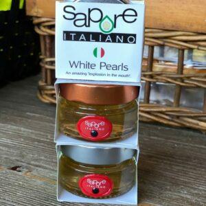 Sapore White Balsamic Pearls