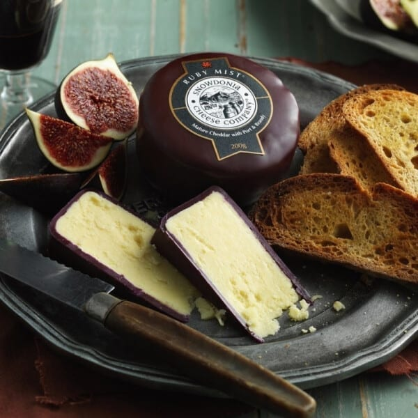 Snowdonia Ruby Mist Cheese
