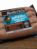 Beelers Bratwurst Links