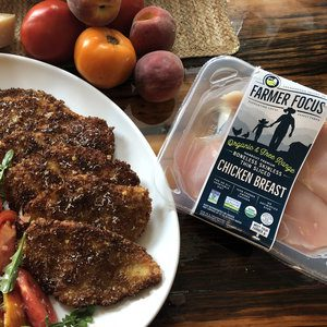 Farmer Focus Boneless Skinless Chicken Breasts