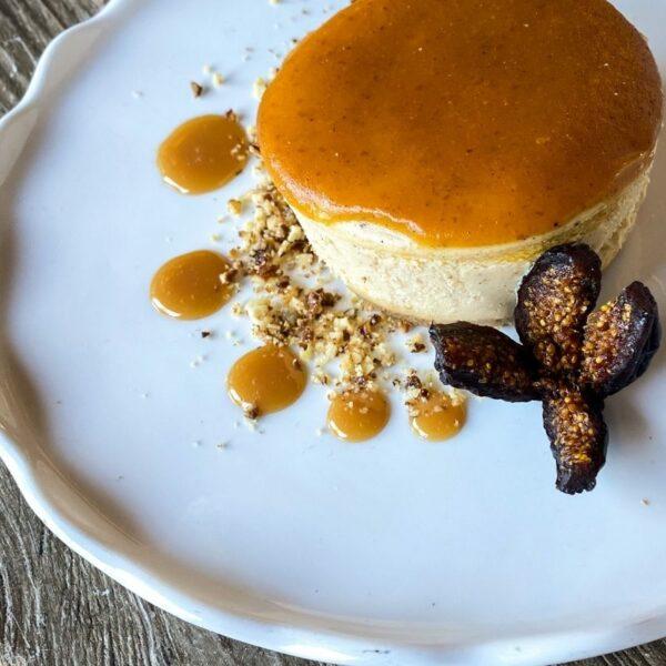 Bindi Mini Pumpkin Cheesecake