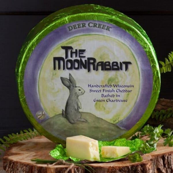 Deer Creek Moon Rabbit Cheddar