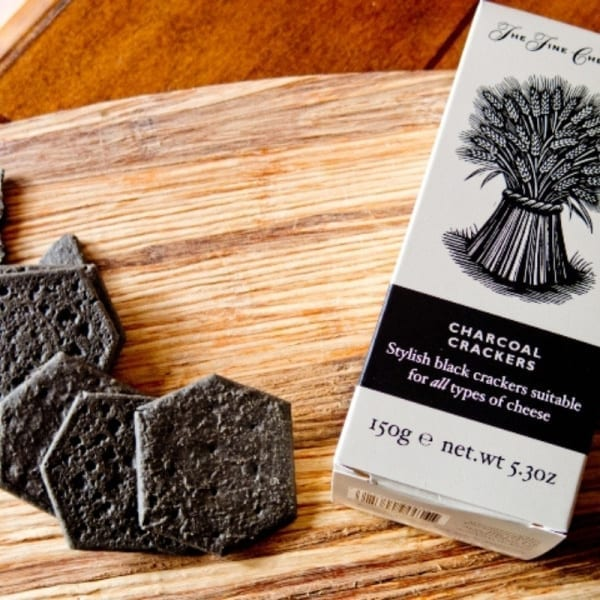 Fine Cheese Company Charcoal Crackers