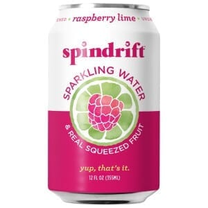 Spindrift Raspberry Lime Sparkling Water