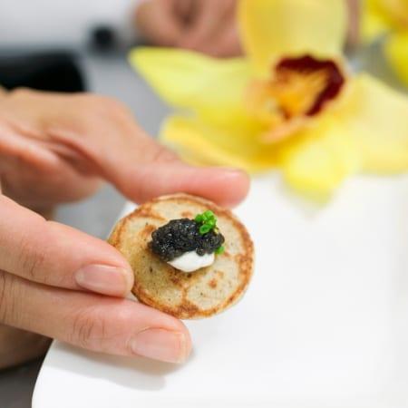 California Classic White Sturgeon Caviar