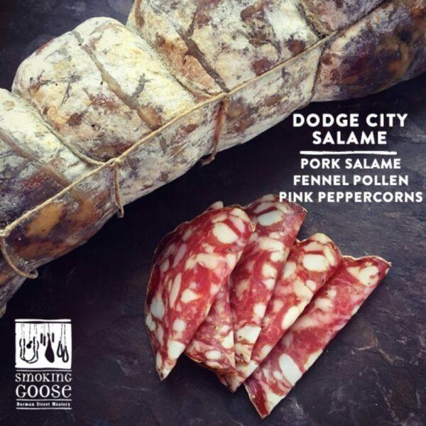 Dodge City Salami