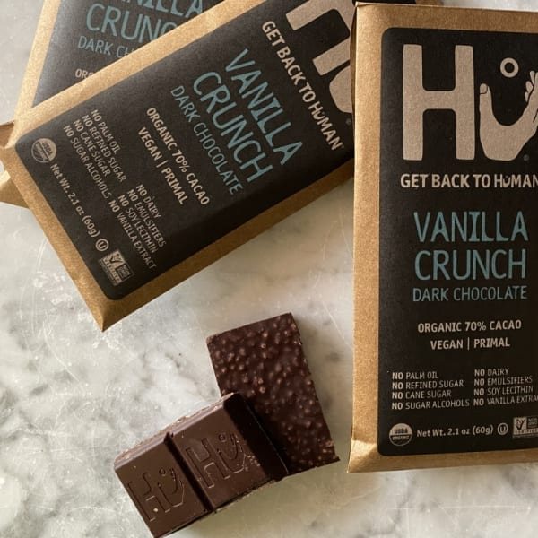HU Vanilla Crunch Bar