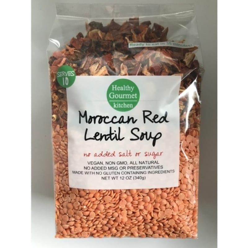 HGK Moroccan Red Lentil Soup