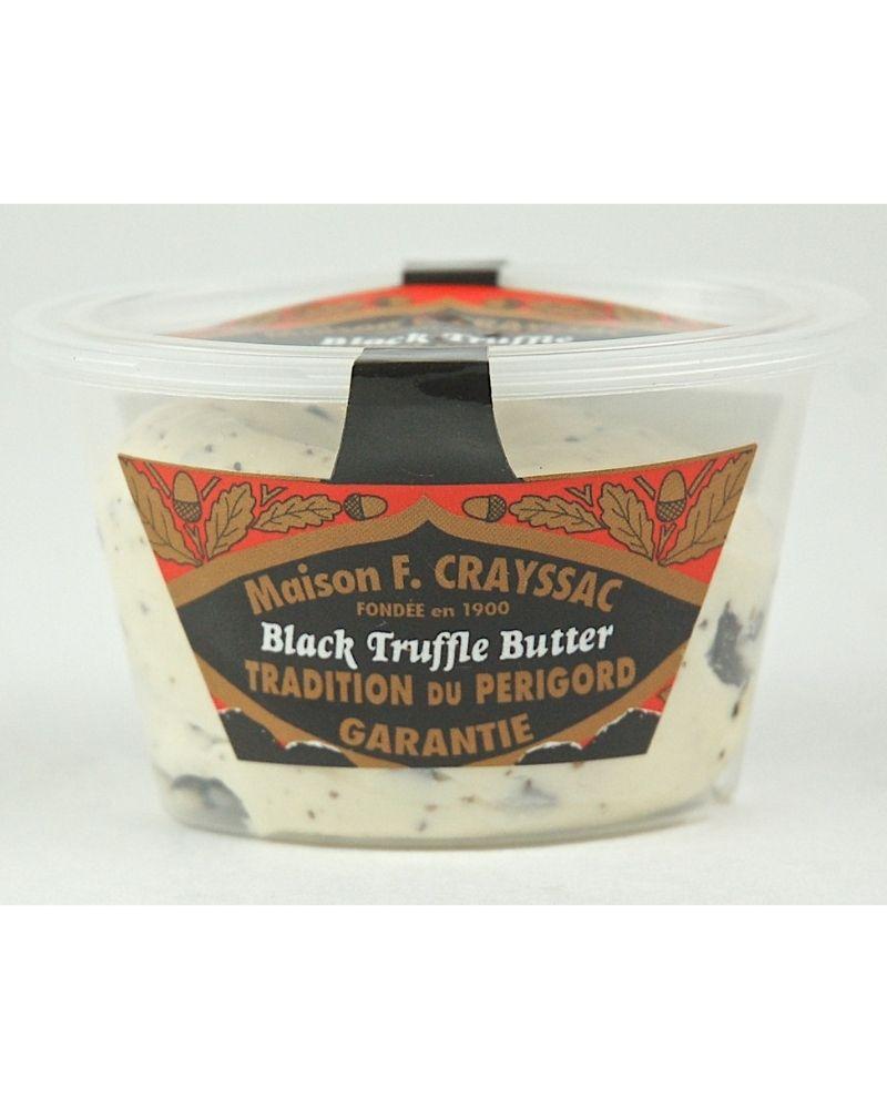 Crayssac Black Truffle Butter