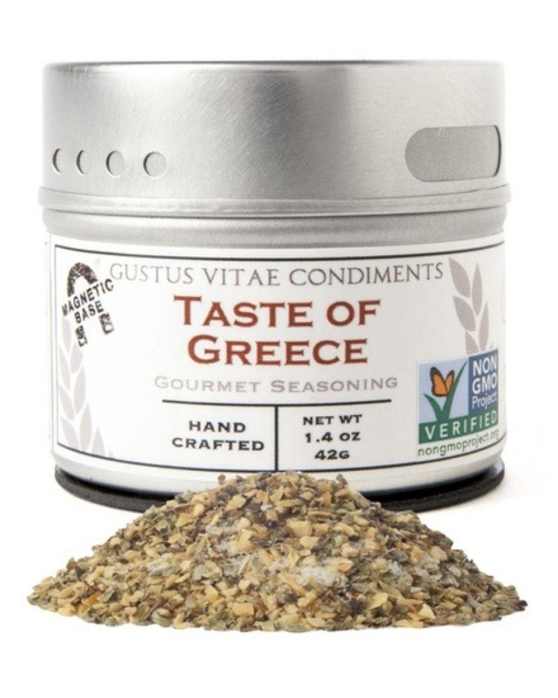 Gustus Vitae Taste of Greece Seasoning