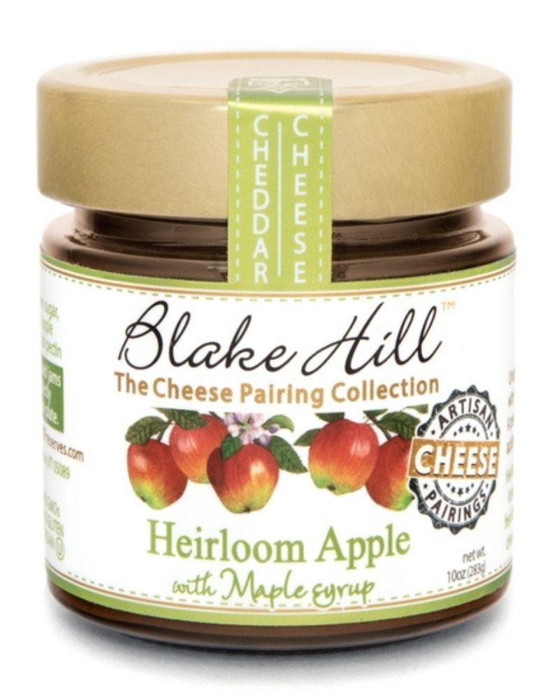 Blake Hill Heirloom Apple Maple Syrup Jam