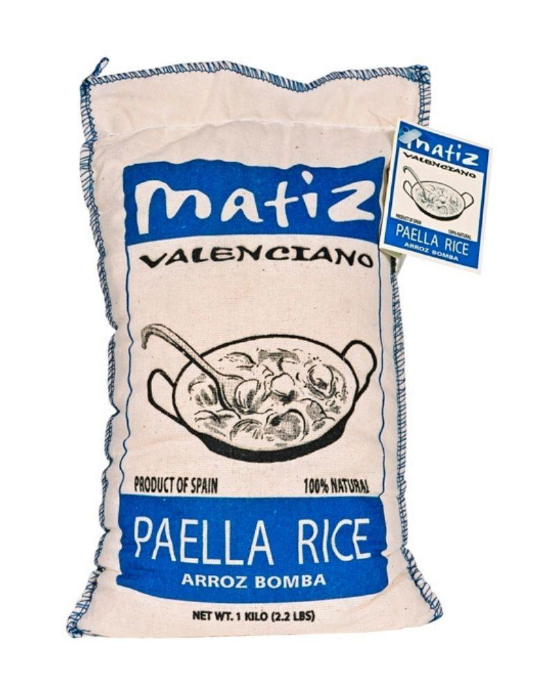Matiz Bomba Rice