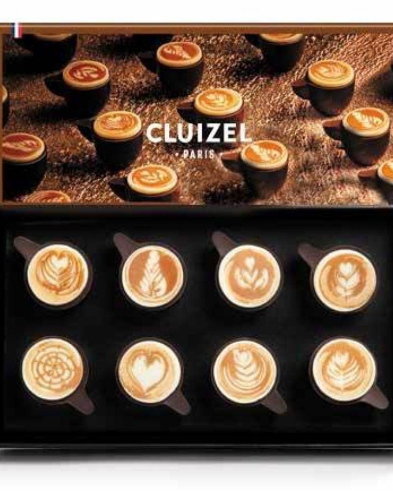 Michel Cluizel Cappuccino Cups Gift Box